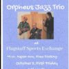 The Orpheus Jazz Trio